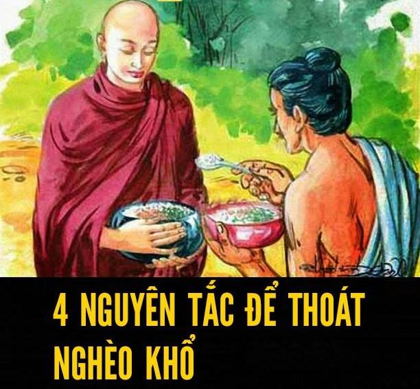 4 Nguyên Tắc Để Thoát Nghèo
